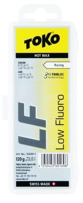 vosk toko lf hot wax 120g yellow