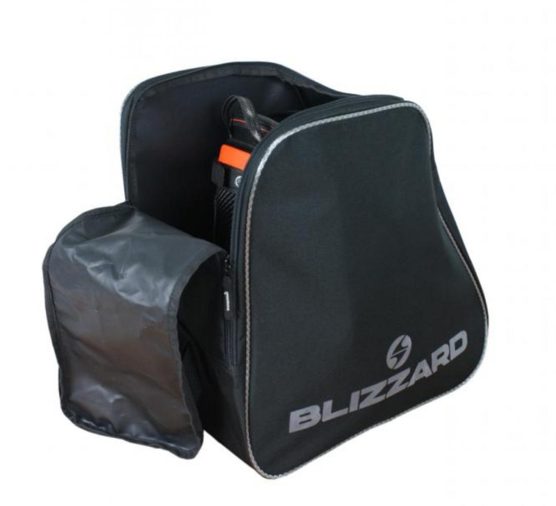 skiboot bag black