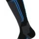 all ski socks jun blue
