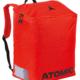 boot helmet pack red