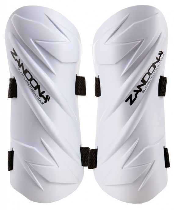 shinguard slalom kid lenght cm 29 white