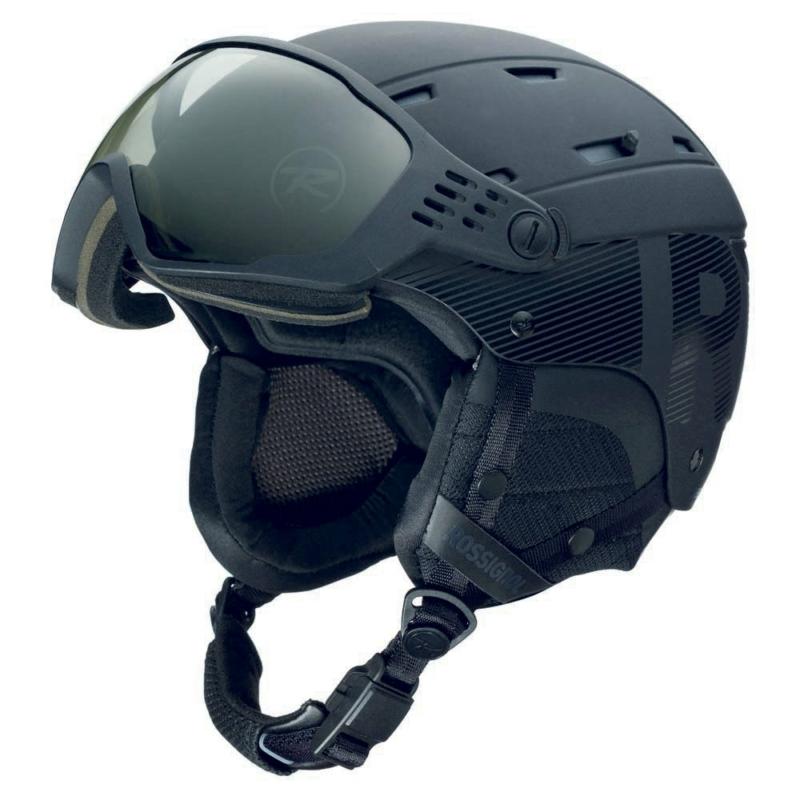 RKIH 202 visor black