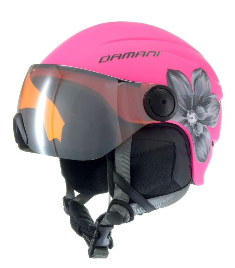 Skier visor P růžová 001 (1)
