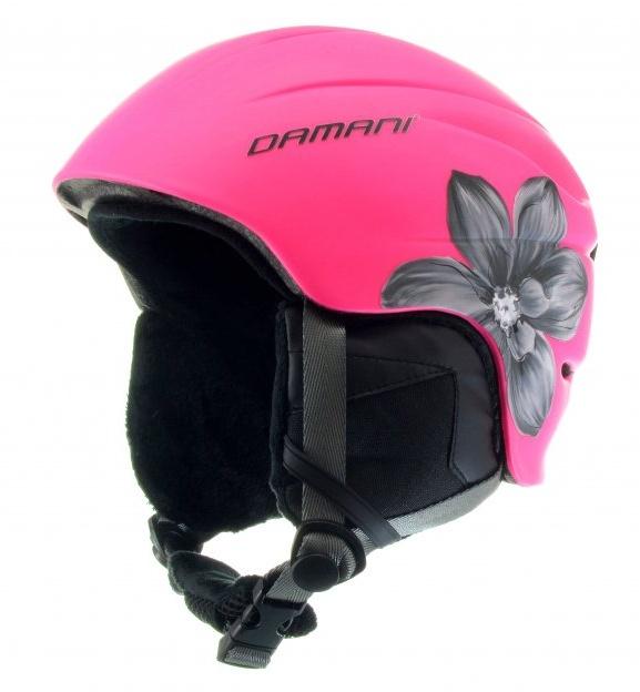 skier růžová 1