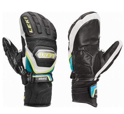 HS wc race ti mitt speed s cyan