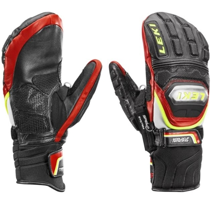 HS wc race ti mitt speed s red