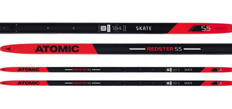 Atomic Redster S5 Skate