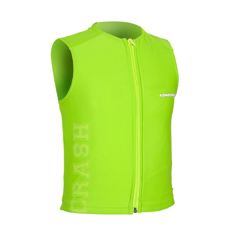 Eco vest jr green 1