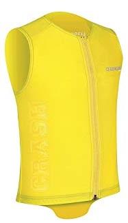 Eco vest jr gelb 1