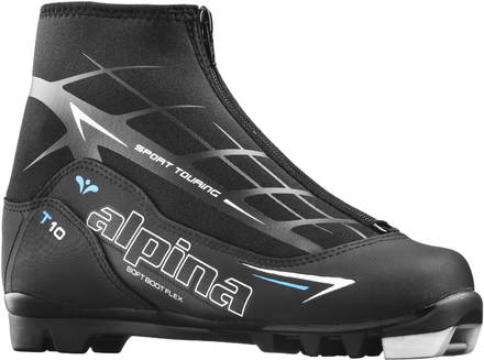 alpina t10 eve womens cross country ski boots