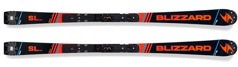 ski blizzard sl fis race dept plate race xcell 16 2018