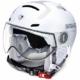 stromboli visor matte white